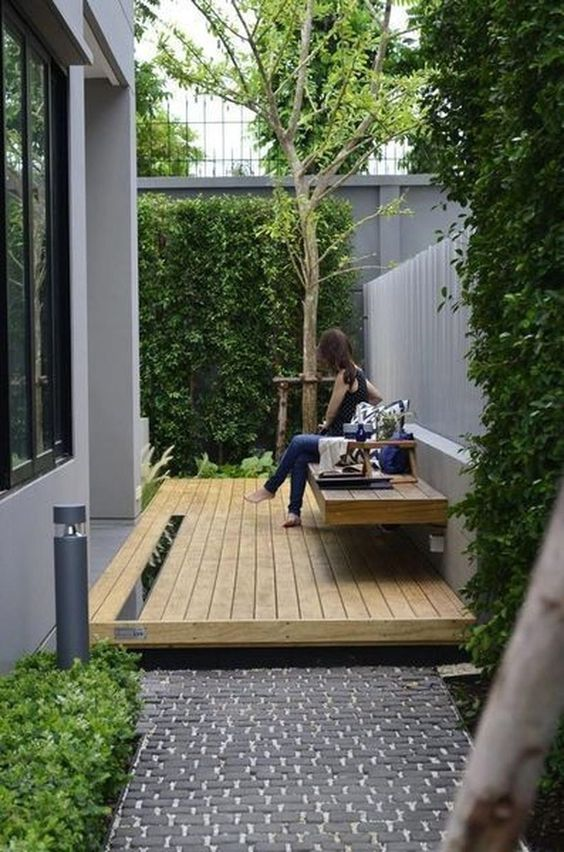 patio landscaping ideas 21