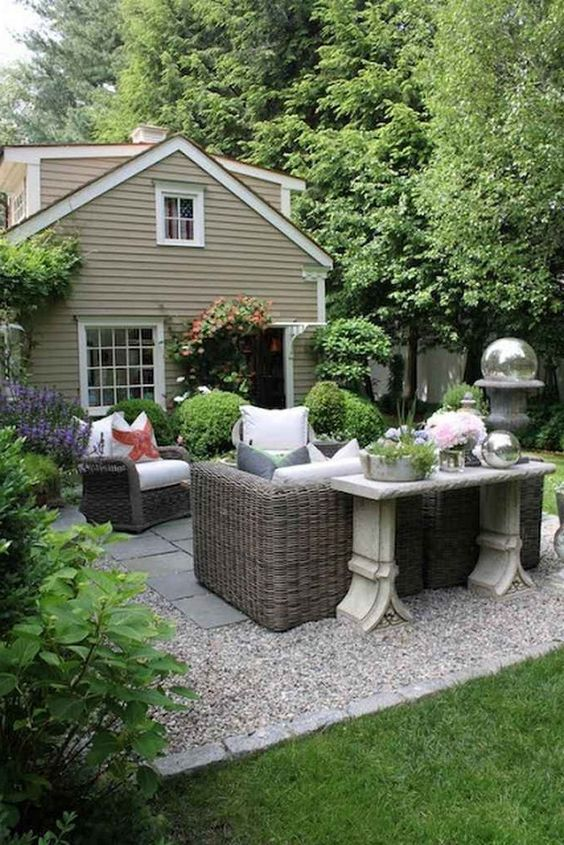 patio landscaping ideas 22