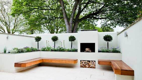 patio landscaping ideas 25
