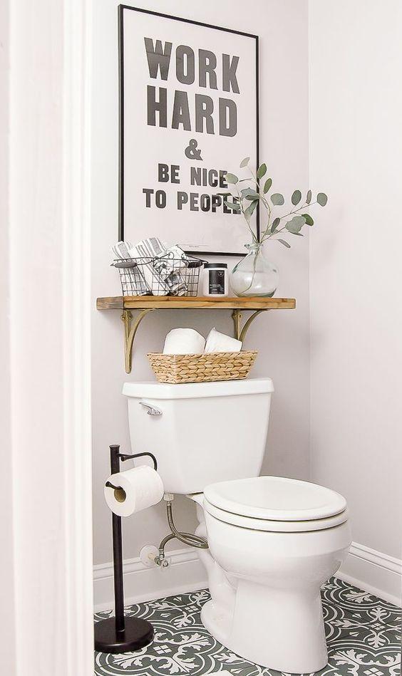 Bathroom Shelves Ideas 13