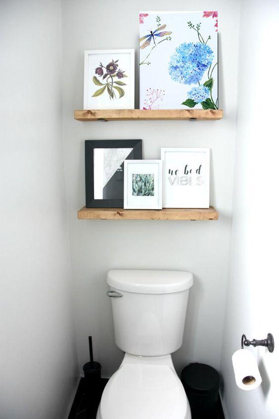 Bathroom Shelves Ideas 16