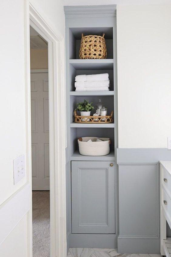 Bathroom Shelves Ideas 17