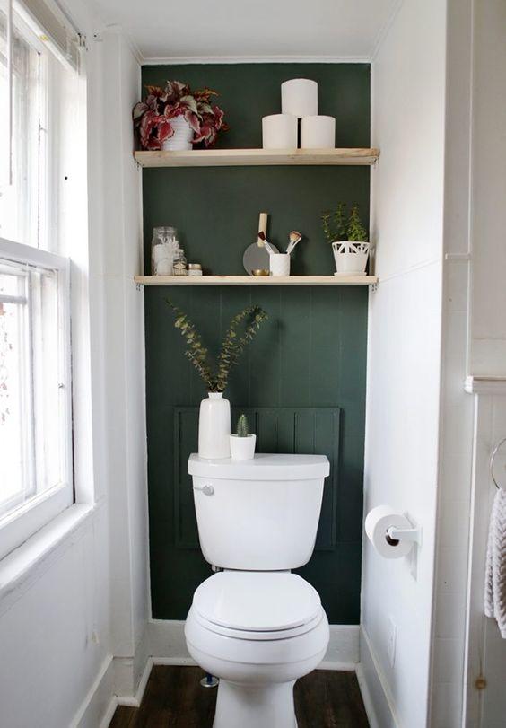 Bathroom Shelves Ideas 18