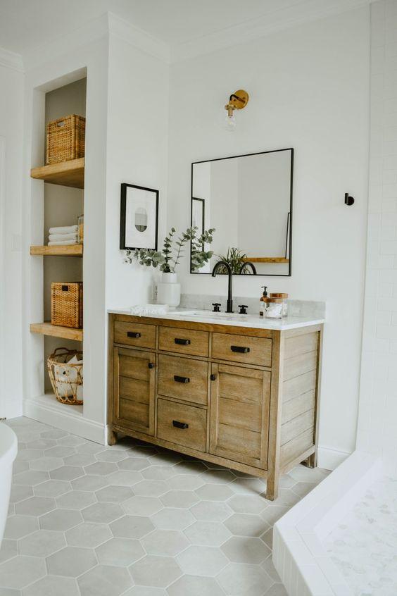 Bathroom Shelves Ideas 20