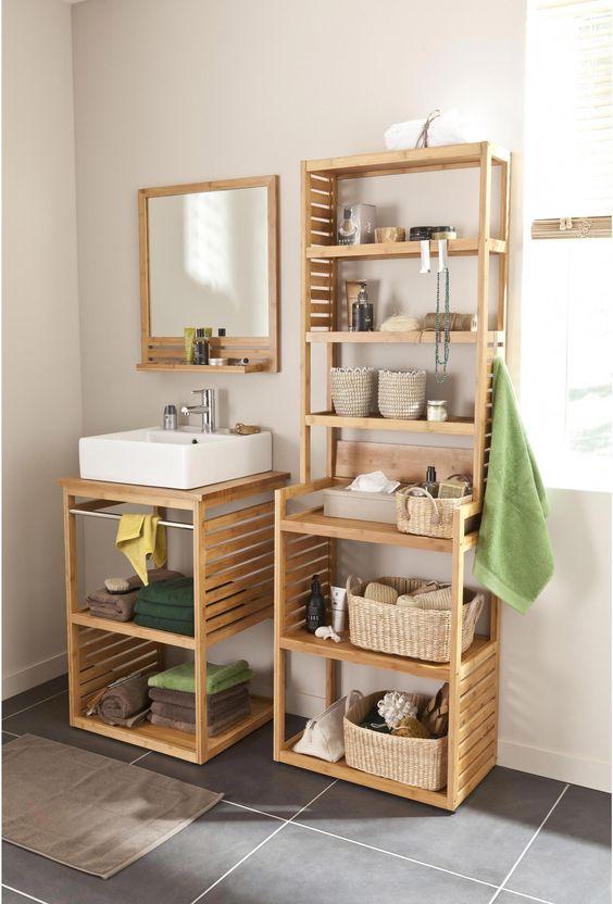 Bathroom Shelves Ideas 23