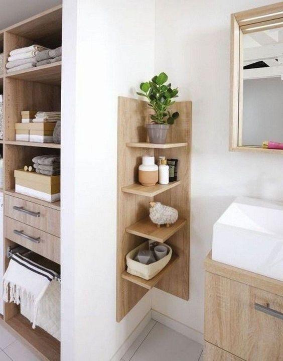 Bathroom Shelves Ideas 25