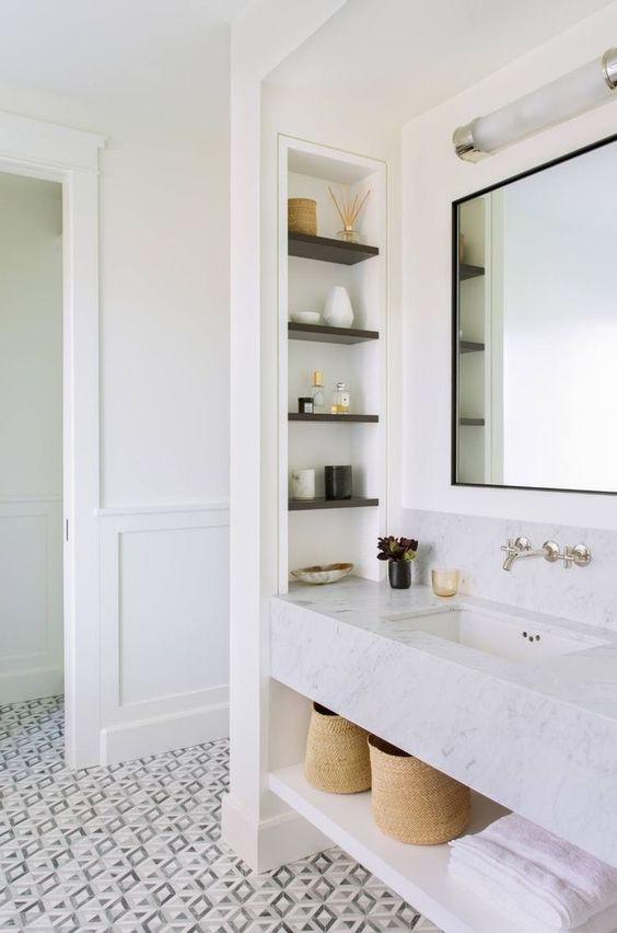 Bathroom Shelves Ideas 26