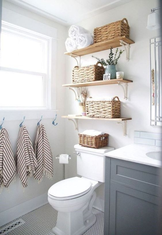Bathroom Shelves Ideas 6