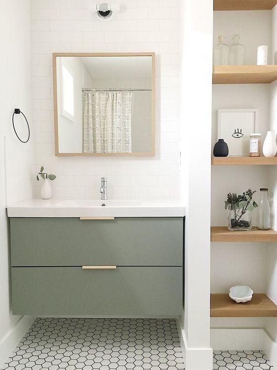 Bathroom Shelves Ideas 7
