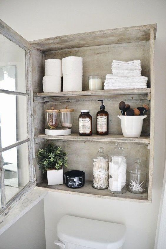 Bathroom Shelves Ideas 8
