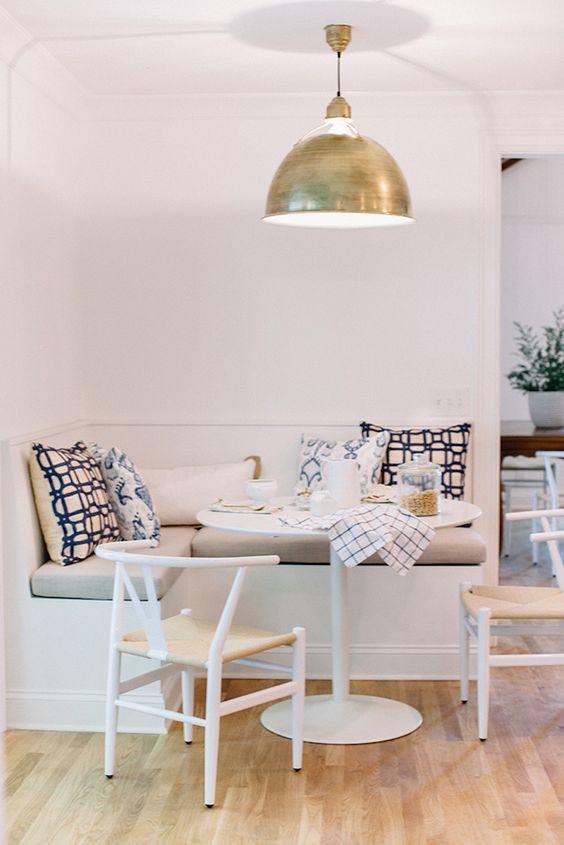 Dining Room Bench Ideas 10