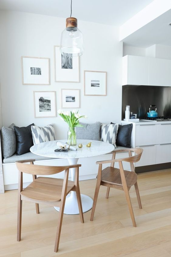 Dining Room Bench Ideas 11