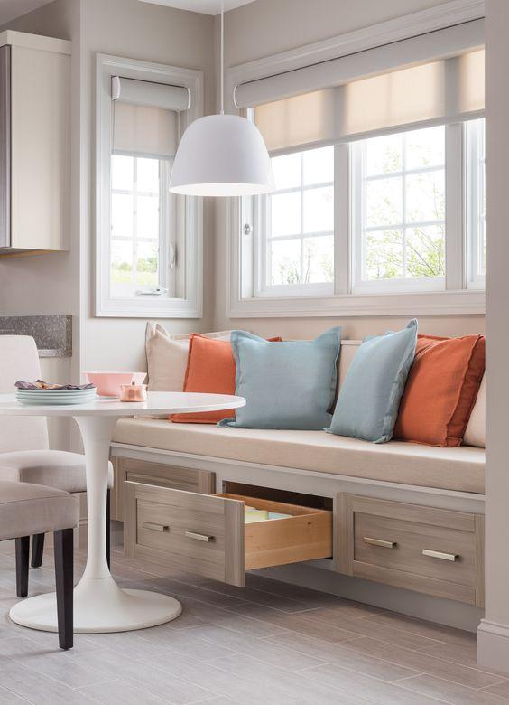 Dining Room Bench Ideas 14