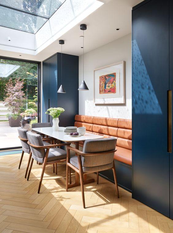 Dining Room Bench Ideas 15