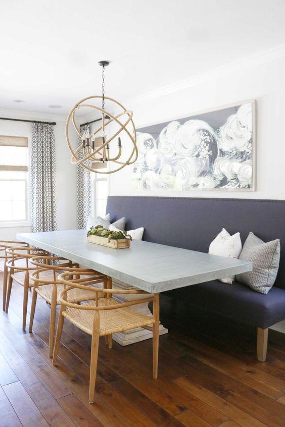 Dining Room Bench Ideas 16