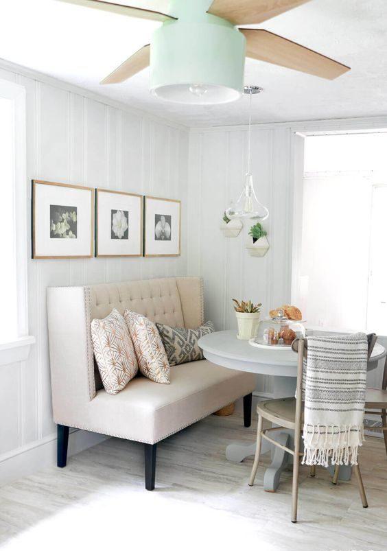 Dining Room Bench Ideas 17