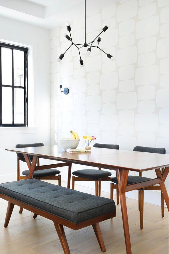 Dining Room Bench Ideas 18