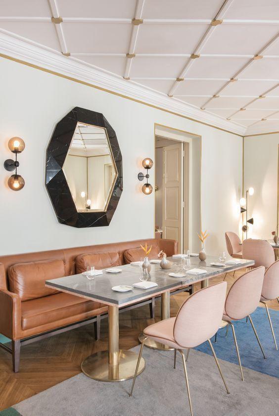 Dining Room Bench Ideas 21