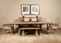 Dining Room Bench Ideas: 22+ Cozy Inspiration for Casual Dining Time