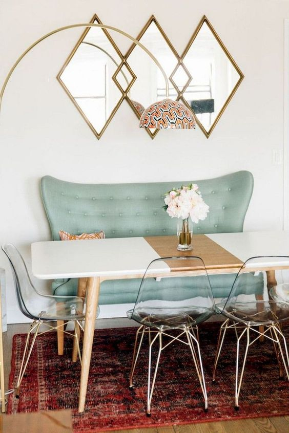 Dining Room Bench Ideas: Stylish Minimalist Bench