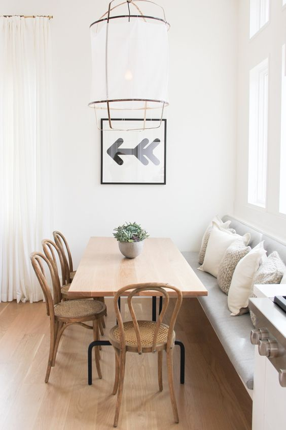 Dining Room Bench Ideas 5