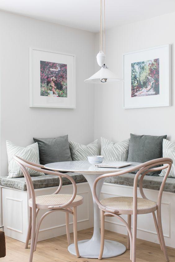 Dining Room Bench Ideas 7