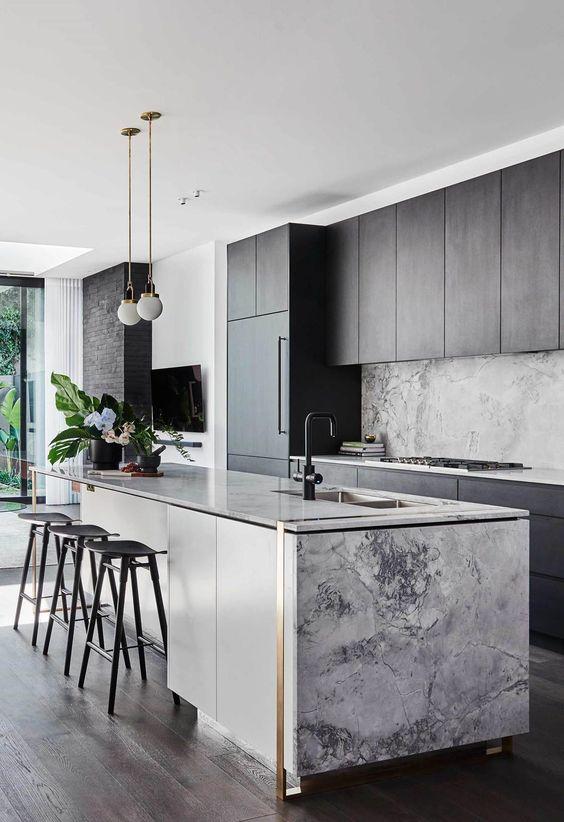 Kitchen Marble Ideas 10