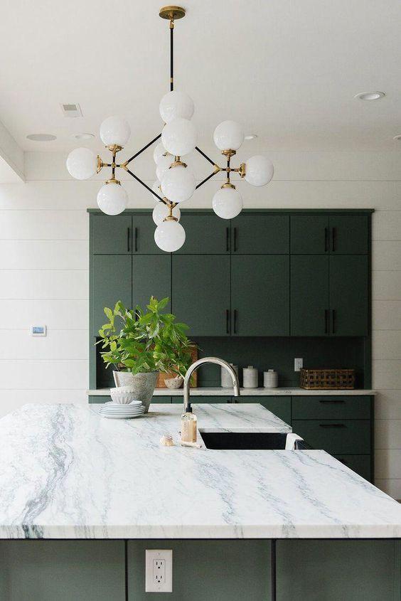 Kitchen Marble Ideas 11