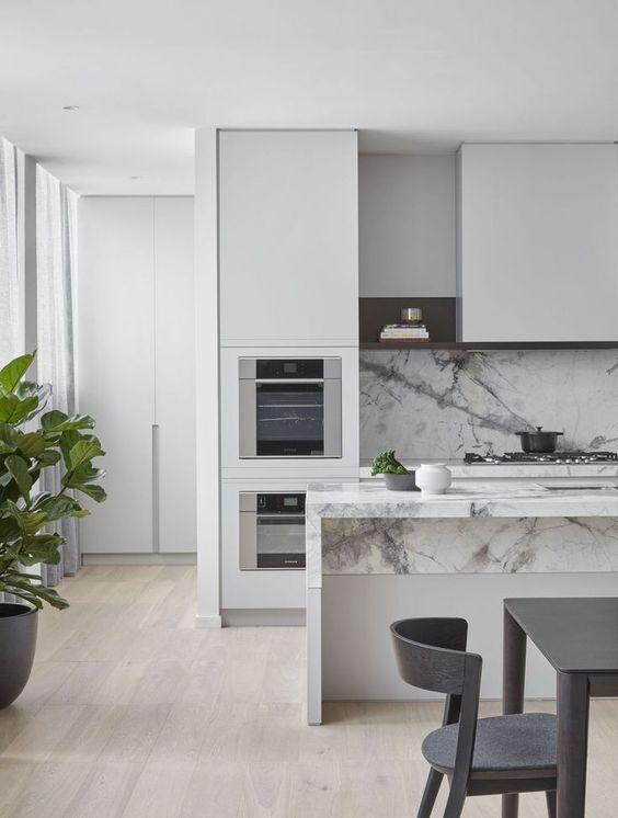Kitchen Marble Ideas 12