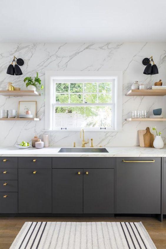 Kitchen Marble Ideas 13