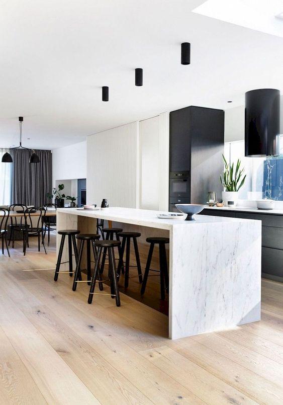 Kitchen Marble Ideas 15