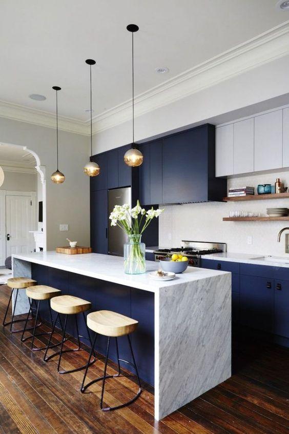 Kitchen Marble Ideas 16