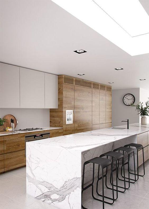 Kitchen Marble Ideas 5