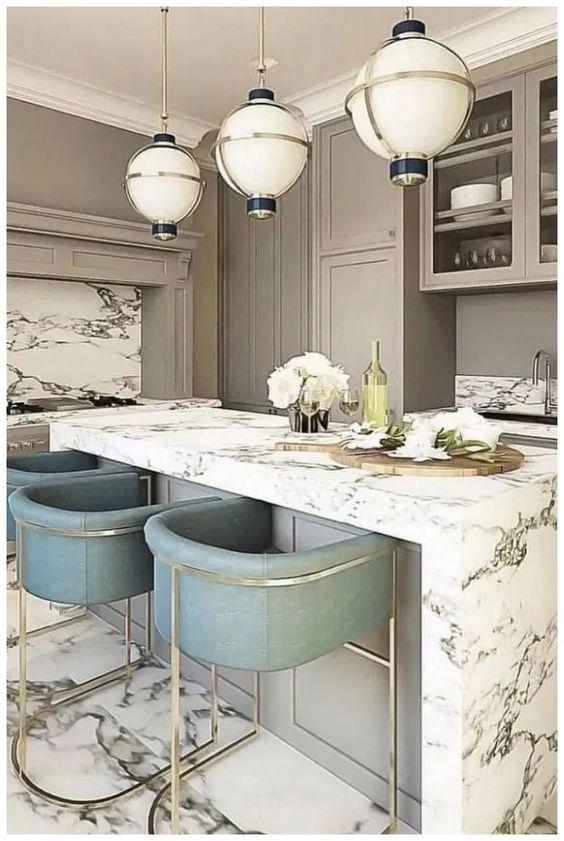 Kitchen Marble Ideas 6