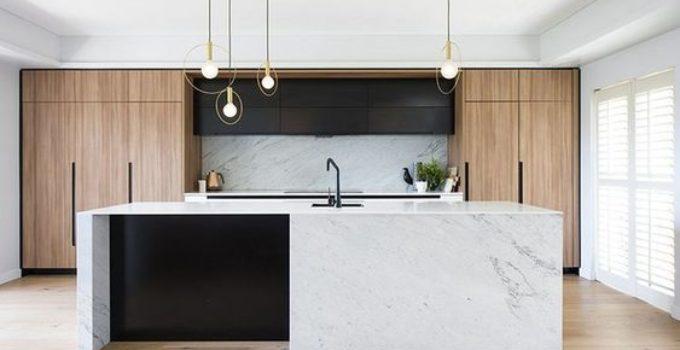 Kitchen Marble Ideas