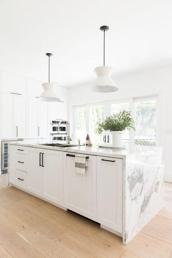 Kitchen Marble Ideas 7