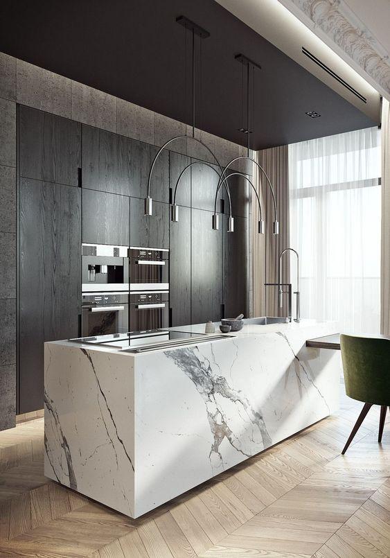 Kitchen Marble Ideas 9
