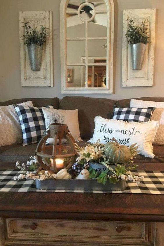 rustic living room ideas 15