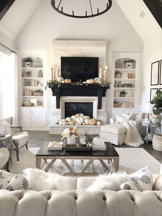 rustic living room ideas 20