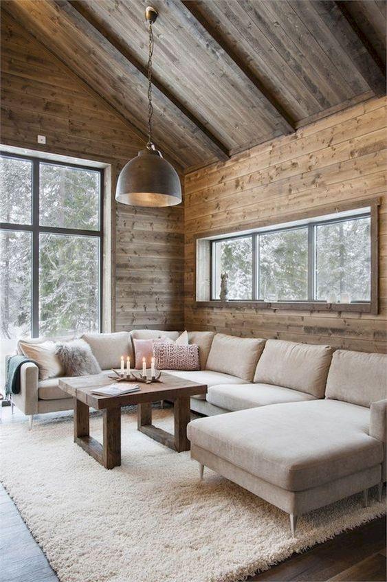 rustic living room ideas 5
