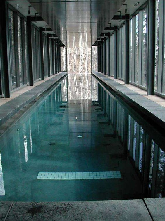 Indoor Swimming Pool Ideas 11