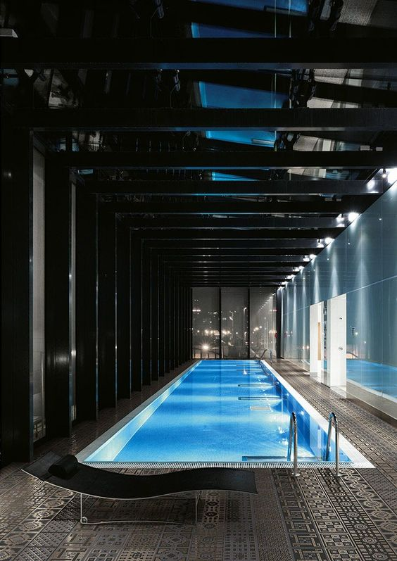 Indoor Swimming Pool Ideas 12