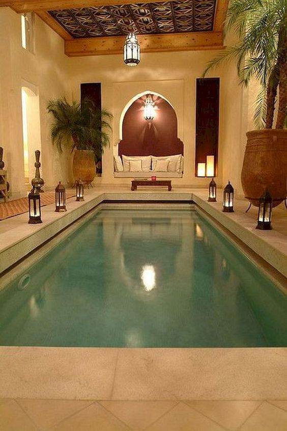 Indoor Swimming Pool Ideas 15