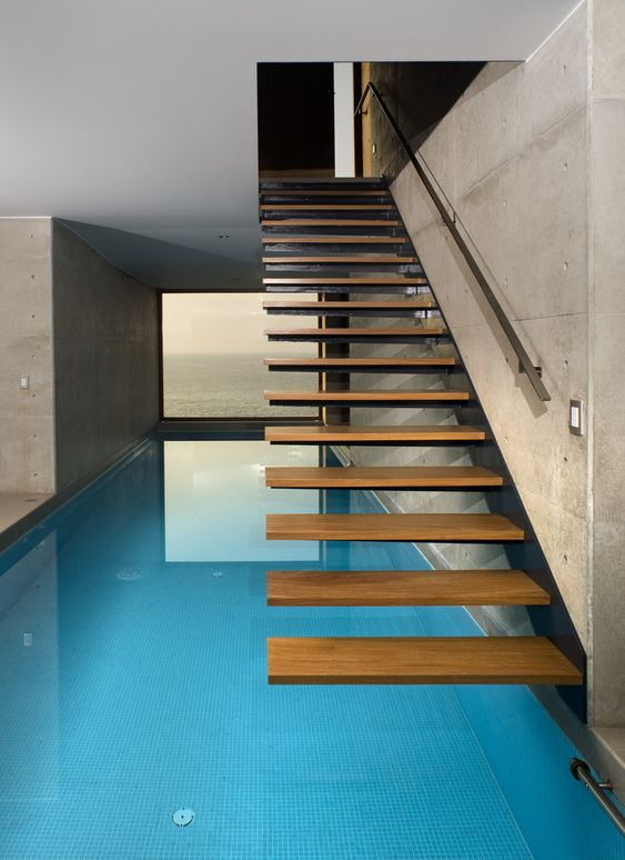 Indoor Swimming Pool Ideas 21