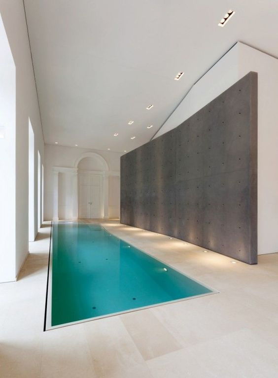 Indoor Swimming Pool Ideas 9