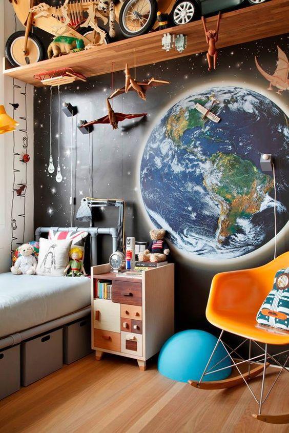 Kids Bedroom Ideas: Breathtakingly Adventurous
