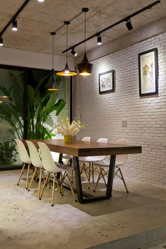 Dining Room Lighting Ideas 16
