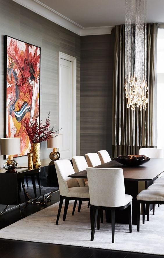 Dining Room Lighting Ideas 17