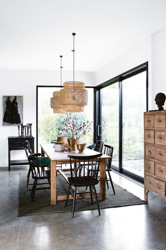 Dining Room Lighting Ideas 25