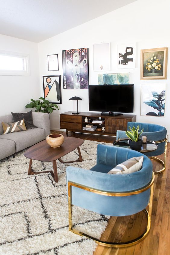 Living Room with TV Ideas: Simple TV Stand